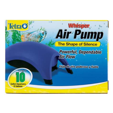 Tetra Whisper Aquarium Air Pump for 10 gallon Aquariums