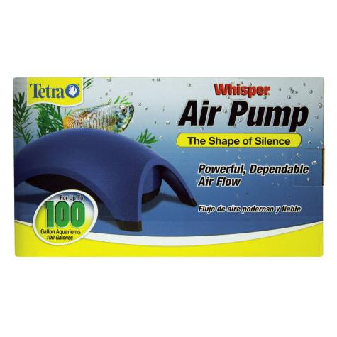 Tetra Whisper Aquarium Air Pump for 100 gallon Aquariums