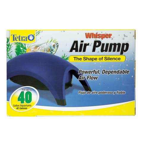 Tetra Whisper Aquarium Air Pump for 40 gallon Aquariums