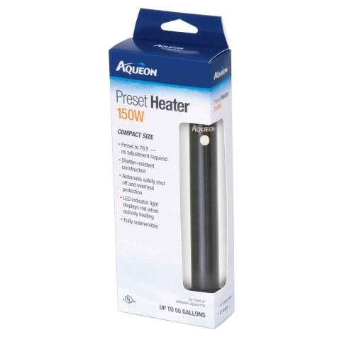 Aqueon Preset Heater 150W