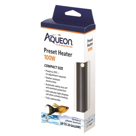 Aqueon Preset Heater 100W
