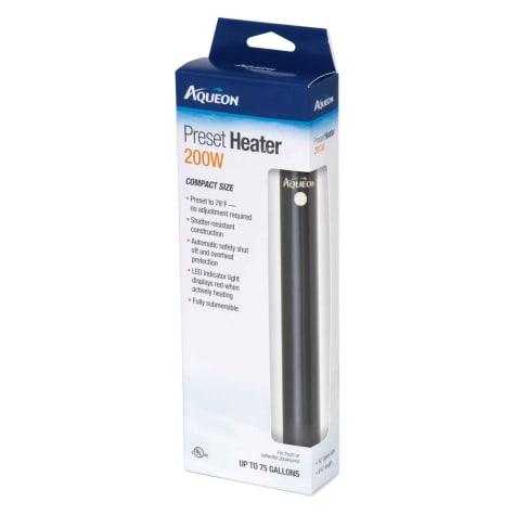 Aqueon Preset Heater 200W