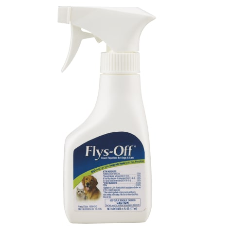 Flys-Off Insect Repellent for Dogs & Cats