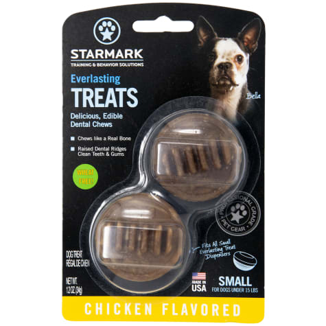 Starmark Everlasting Chicken Dog Dental Chew, 2 Count