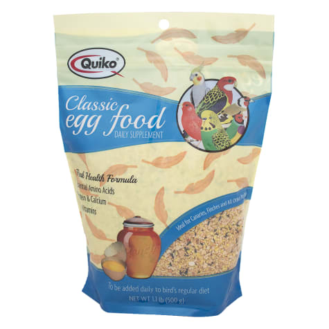 Quiko Classic Egg Food Bird Supplement