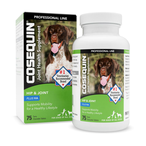 Cosequin Joint Health Plus Boswellia & Hyaluronic Acid Dog Supplement