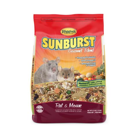 Higgins Sunburst Gourmet Rat & Mouse Food
