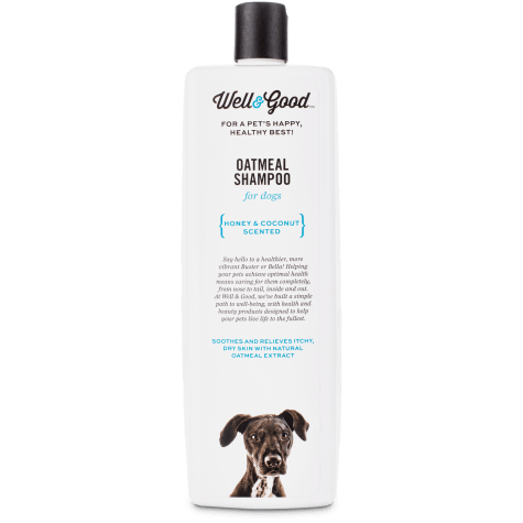 Well & Good Oatmeal Dog Shampoo