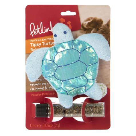 Petlinks Tipsy Turtle Cat Toy