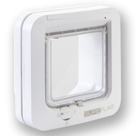 SureFlap Microchip Cat Flap in White