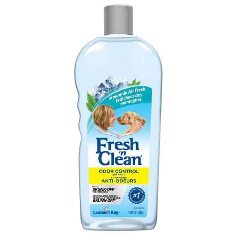 Fresh 'n Clean Odor Control Dog Shampoo