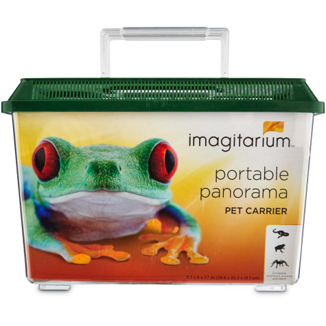 Imagitarium Reptile Pet Carrier