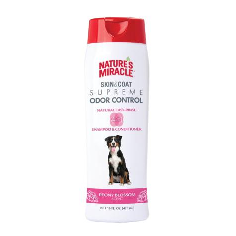 Nature's Miracle Skin & Coat Odor Control Shampoo