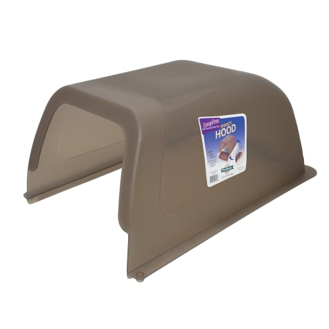 ScoopFree by PetSafe Privacy Hood Taupe