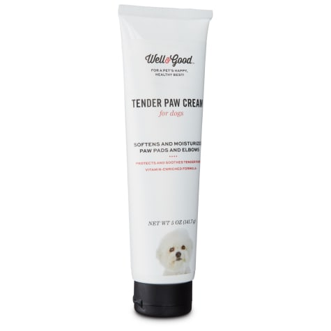 Well & Good Dog Tender Paw Cream