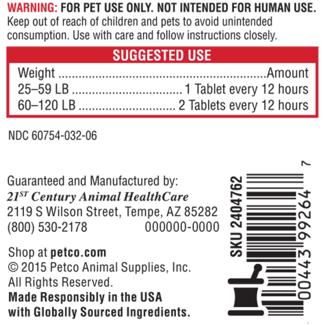 Well Good Dog Aspirin 75 Tablets For Large Dogs Petco