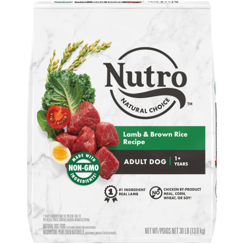 Nutro Wholesome Essentials Natural Lamb & Rice Recipe Adult Dry Dog Food