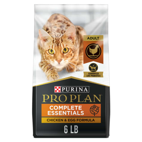 Purina Pro Plan True Nature Natural Chicken & Egg Recipe Adult Dry Cat Food