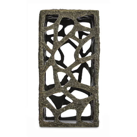 Imagitarium Resin Rustic Tower Aquatic Decor