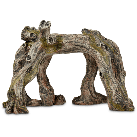 Imagitarium Resin Horizontal Ficus Roots Aquatic Decor