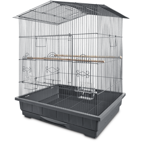 You & Me Gable Playtop Parrot Habitat