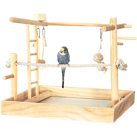 You & Me 3-in-1 Playground for Birds