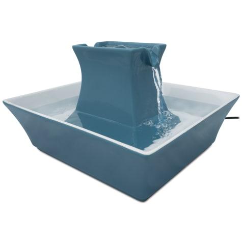 PetSafe Drinkwell Blue Pagoda Fountain