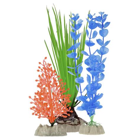 GloFish Fluorescent Plant Multipack