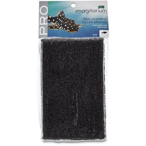 Imagitarium 2-Pack Filter Sponges