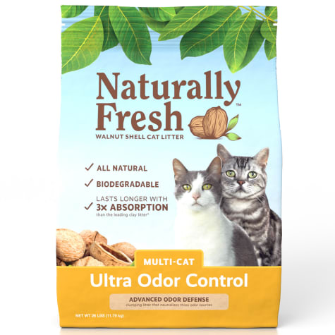 Naturally Fresh Ultra Odor Control Multi-Cat Formula Cat Litter