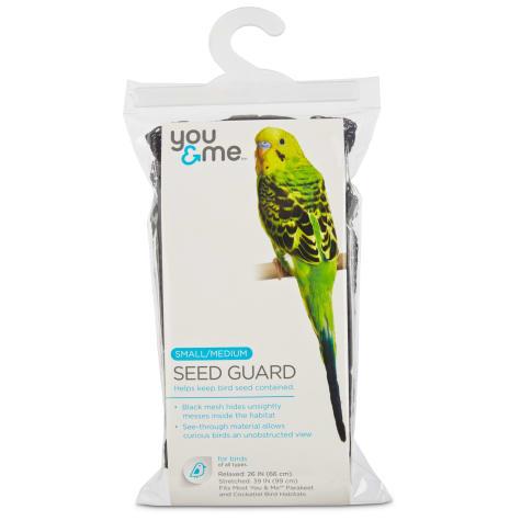 You & Me Bird Seed Guard