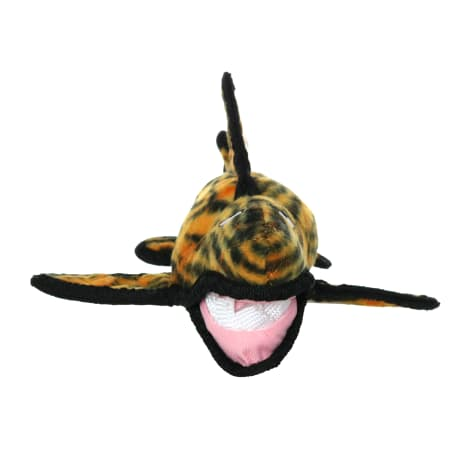 VIP Products Tuffy's Tiger Shark Toy