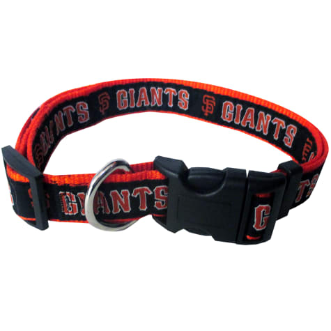 Pet's First San Francisco Giants Collar