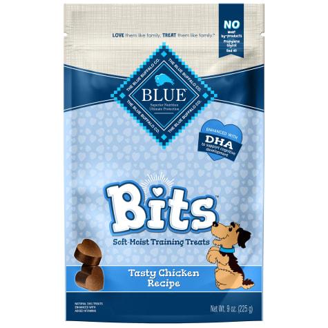 Blue Buffalo Blue Bits Tasty Chicken Soft-Moist Training Dog Treats