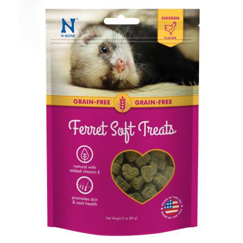 N-Bone Grain Free Chicken Soft Ferret Treats