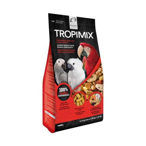 Tropimix Formula for Large Parrots, 4lbs.