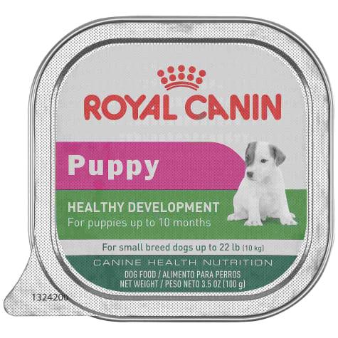 Royal Canin Canine Health Nutrition Puppy In Gel Tray Dog Food
