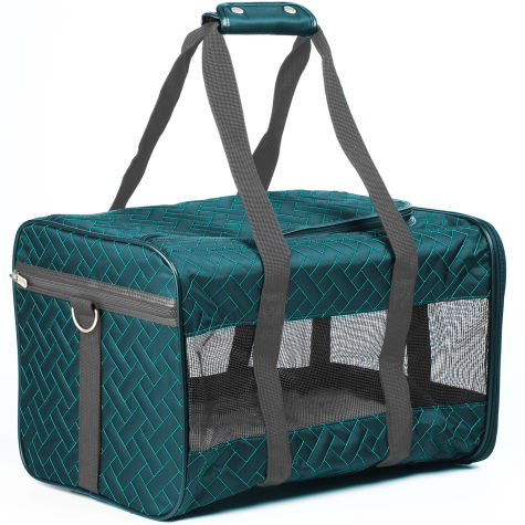 Sherpa Teal Original Deluxe Carrier
