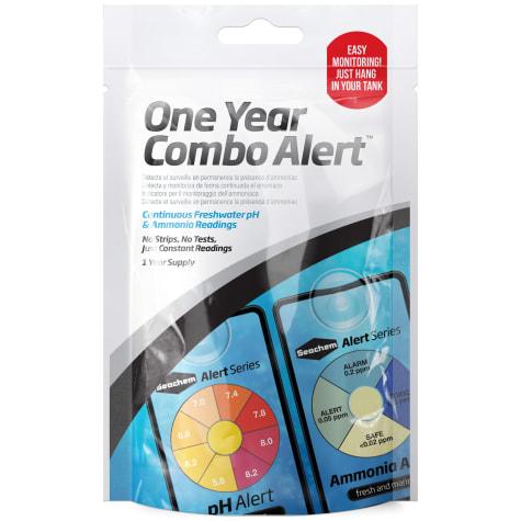 Seachem Combo Alert Pack, 1 Year