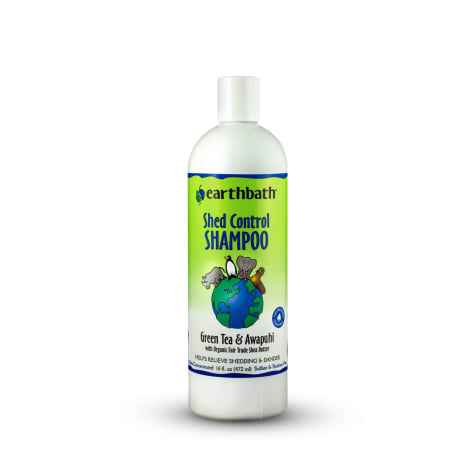 Earthbath Shed Control Shampoo for Pets