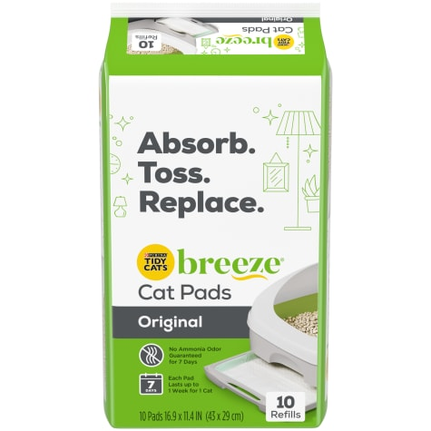 Purina Tidy Cats Breeze Cat Pads Refill Pack