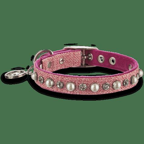 Bond & Co. Pink Pearl Collar