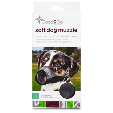 Good2Go Nylon Dog Muzzle