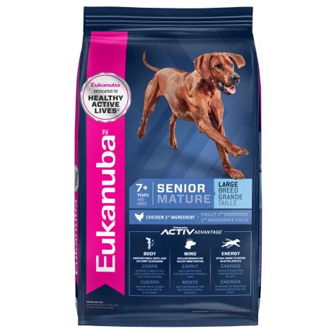 Eukanuba Large Breed Senior Dry Dog Food