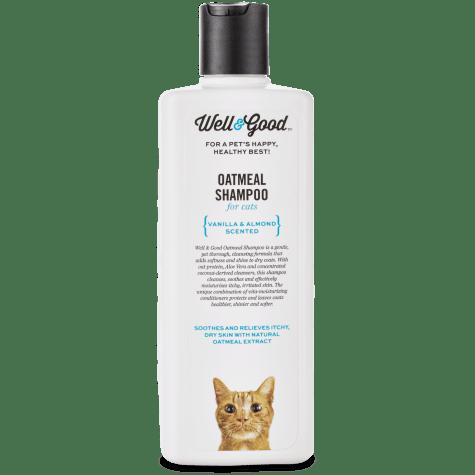 Well & Good Oatmeal Cat Shampoo