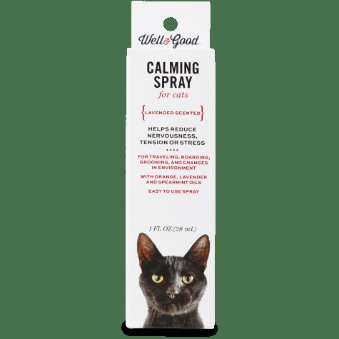 Well & Good Cat Calming Spray