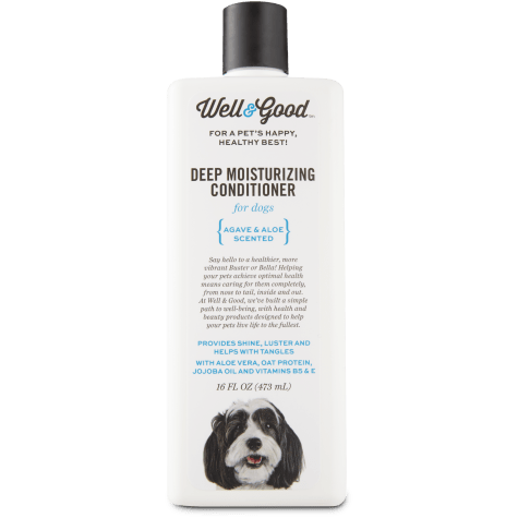 Well & Good Oatmeal Deep Moisturizing Conditioner