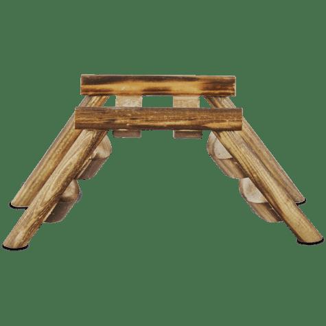 You & Me SA Wood Ladder