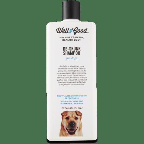 Well & Good De Skunk Shampoo