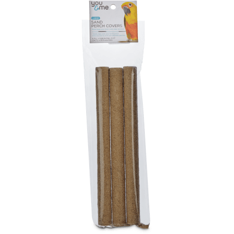 You & Me Large Sand Bird Perch Cover 3 Pack